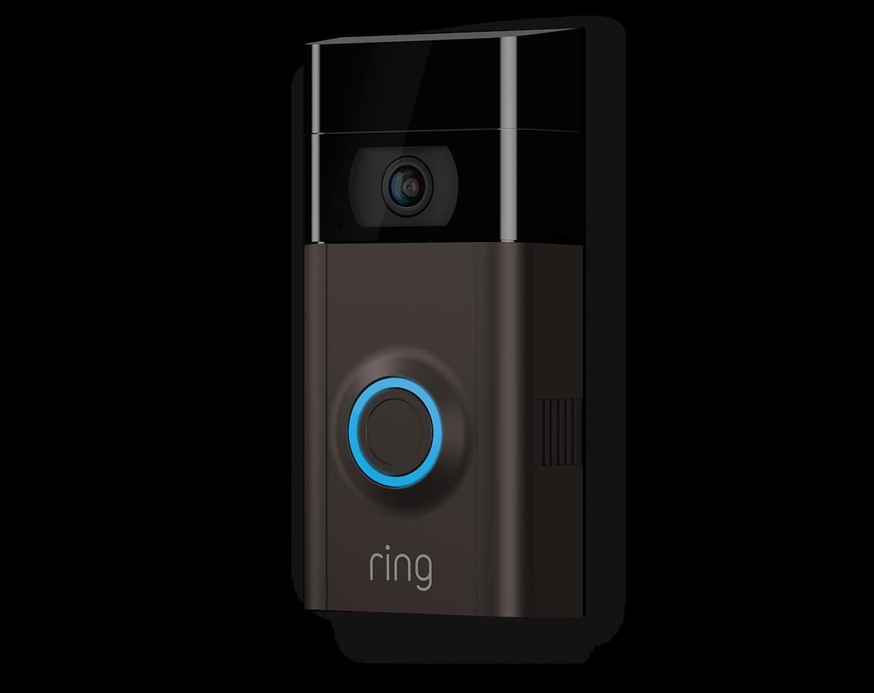 Ring Video Doorbell 2 Home Security Doorbell Camera
