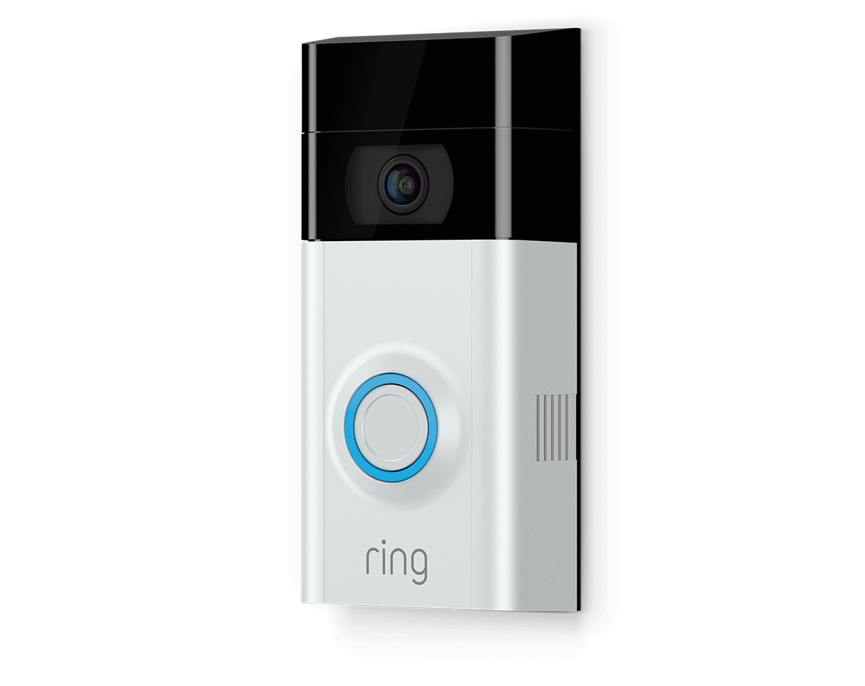 ring video doorbell 2 sn home security doorbell camera. Black Bedroom Furniture Sets. Home Design Ideas