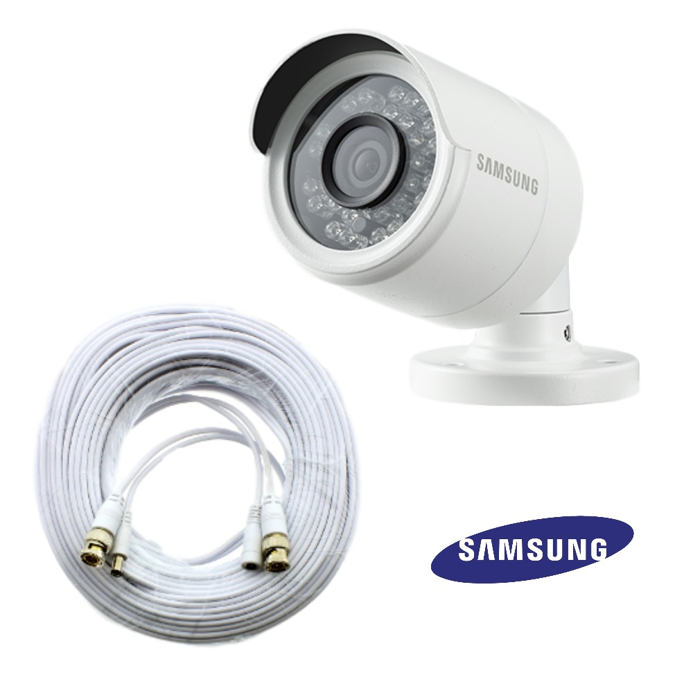 sdc 9443bc samsung 2mp hd security camera kit. Black Bedroom Furniture Sets. Home Design Ideas