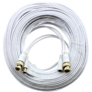 Premium Pre Made Plug and Play CCTV Cables
