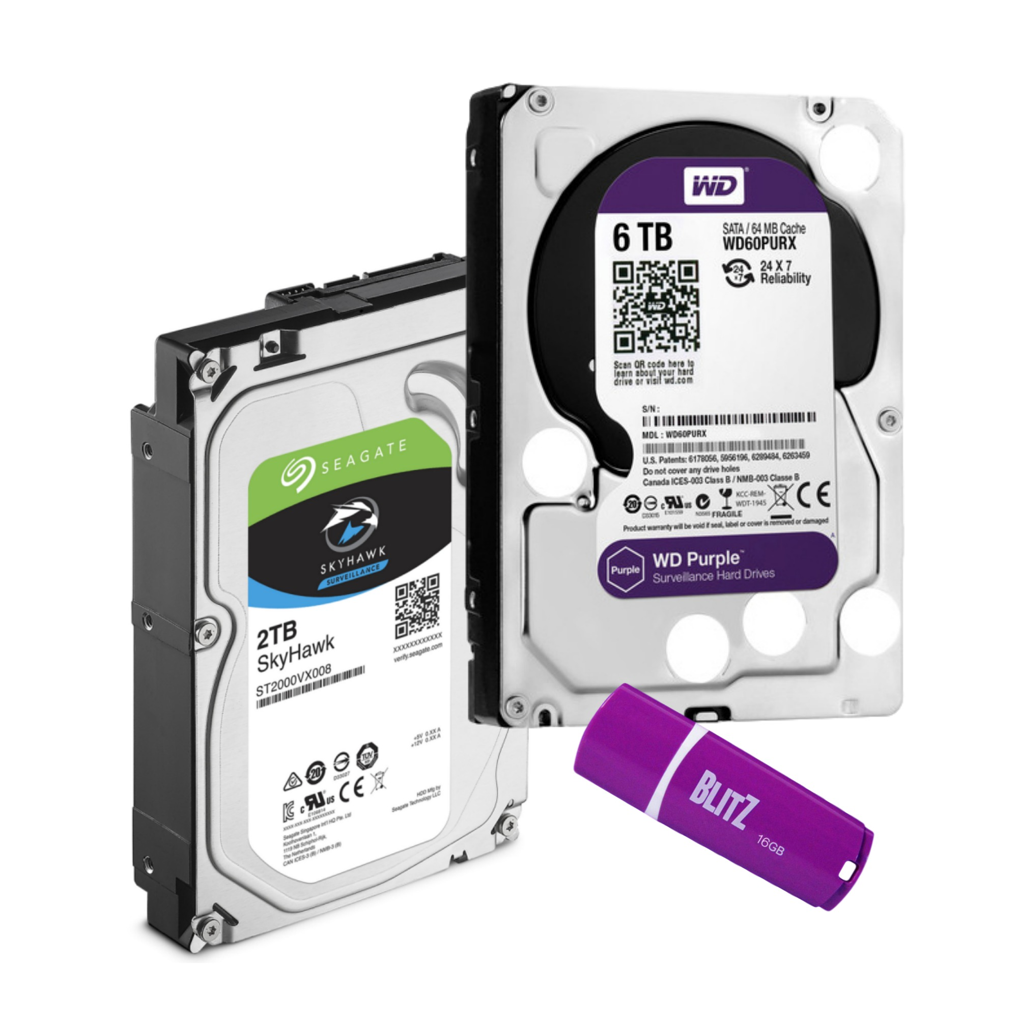 Hard Drives and Storage
