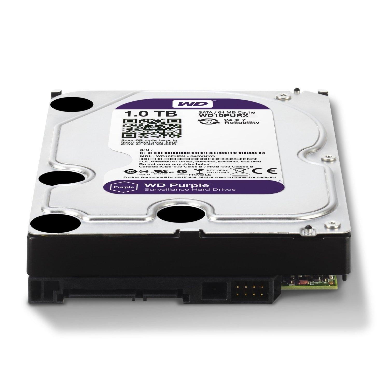 WD20PURX 2TB Surveillance Class Hard Drive from WD