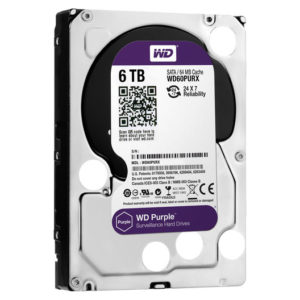 6TB WD Purple Hard drive