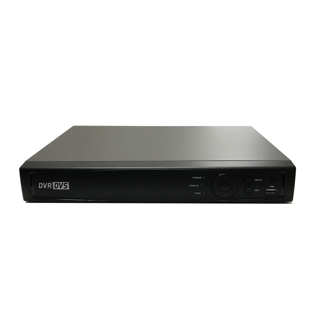 Hdtvi08a Tru View Hd Tvi 8 Channel Hd Security Dvr
