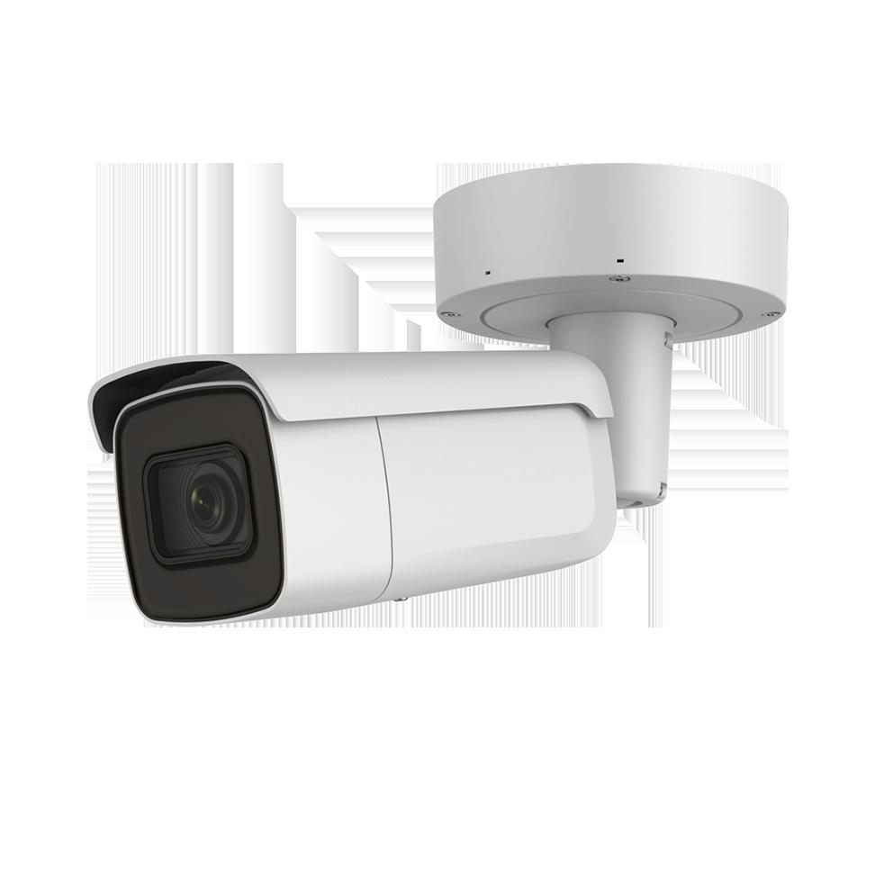 NC325-VBZ Tru View 5MP IP Bullet Camera Motorized Zoom
