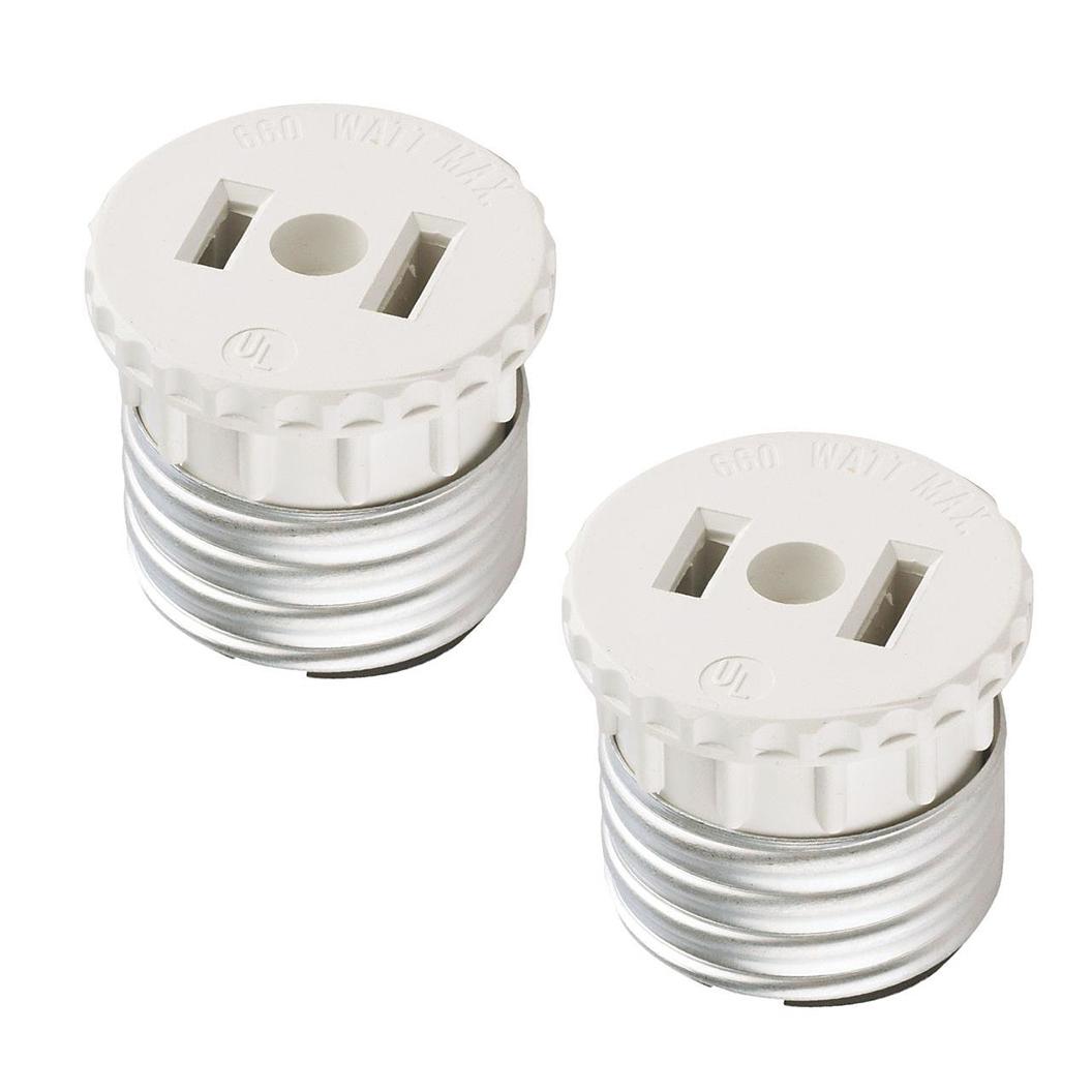 at adapter medium shop pd socket com light black lighting watt lowes