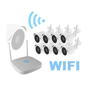 5 - 8 Channel Wifi systems