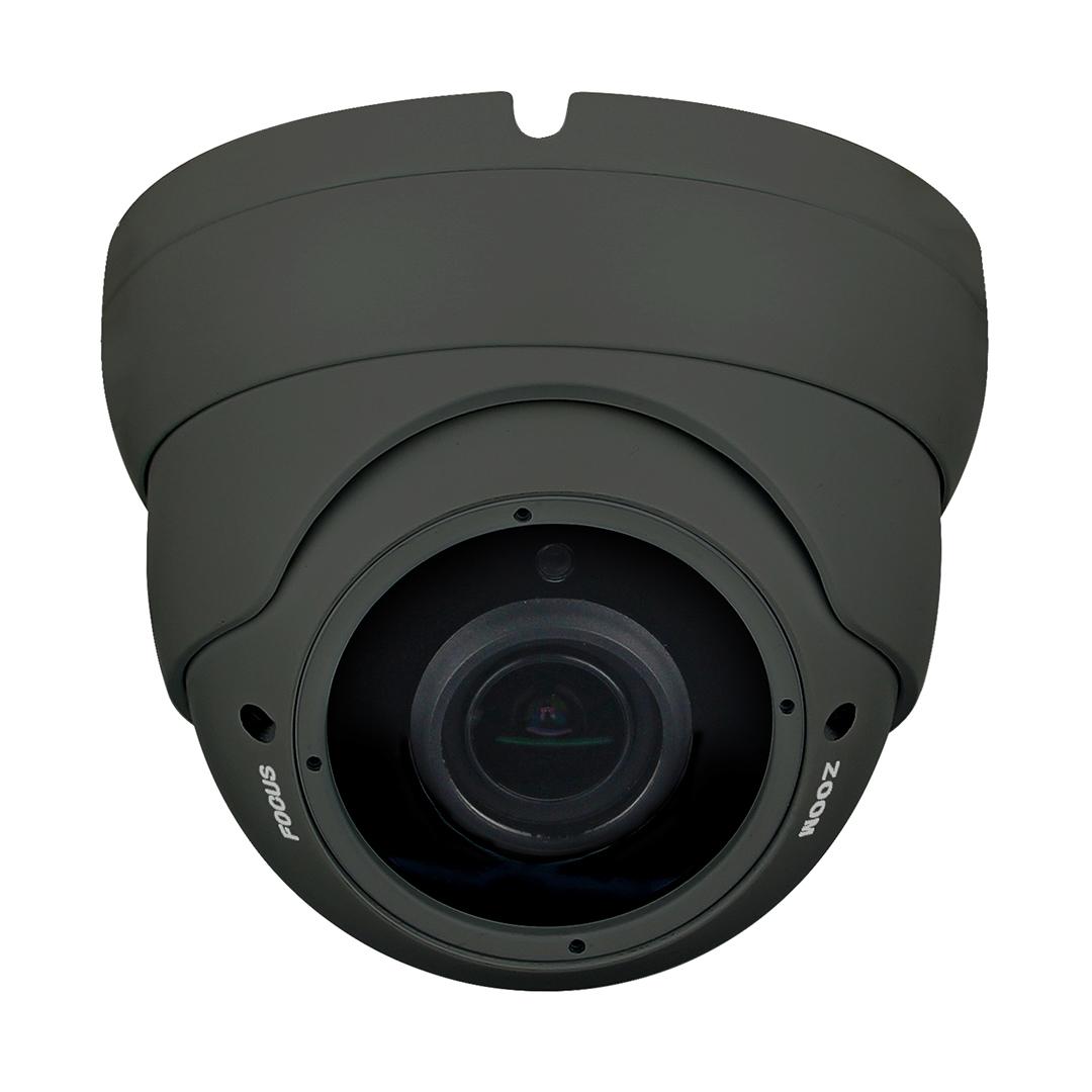 E5tvf6tq Gr Tru View 5mp Hd Turret Dome Security Camera