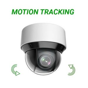 Motion-Tracking-PTZ