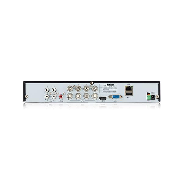 Sdr B74303n1t Samsung Wisenet 8 Channel Hd Security Dvr