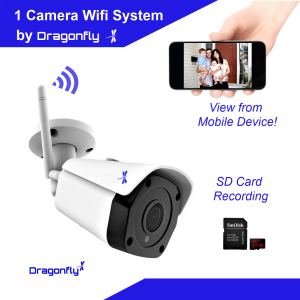 5MP Wifi Security Camera