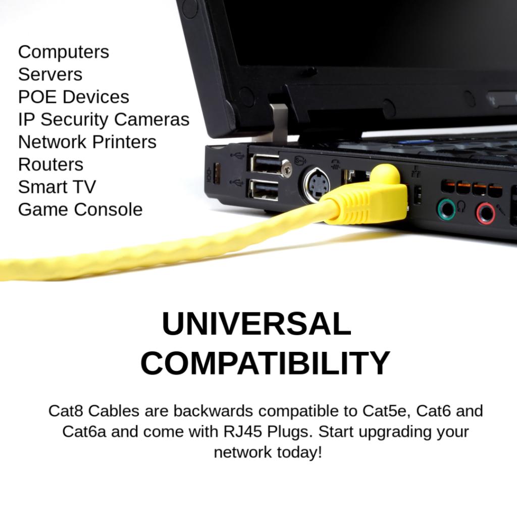 Cat8 Compatibility