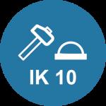 IK10 Vandal Proof