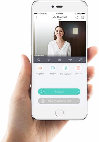URDB1 Video Doorbell