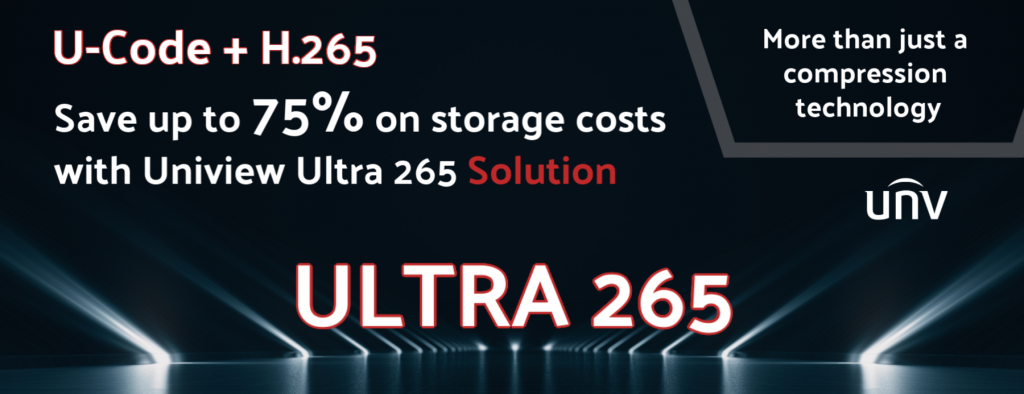 Uniview Ultra265